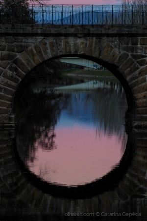 /Espelho do horizonte