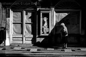 Paisagem Urbana/uma mala cheia de palavras