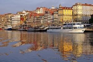 """Paisagem Urbana/""""Do Rio Douro..."""""""