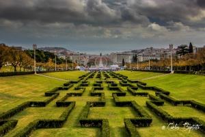 Paisagem Urbana/Parque Eduardo VII
