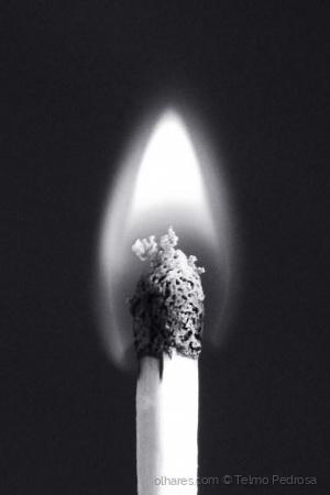 Fotojornalismo/Amor é fogo que arde