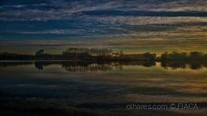 Paisagem Natural/bela Vela da lagoa