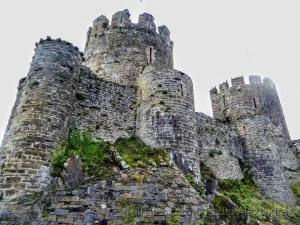 /Castelo de Conwy, País de Gales