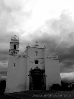 História/Igreja de Safara, Moura