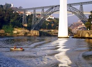 """Gentes e Locais/""""No Rio Douro..."""""""