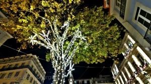 Outros/Natal, as ruas vestem-se de luz...