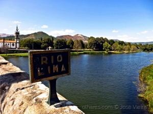 Paisagem Natural/Rio Lima