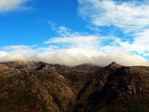 Paisagem Natural/Nos picos do Gerês