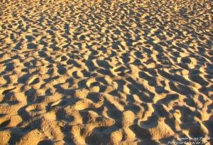 Abstrato/Sombras na Praia