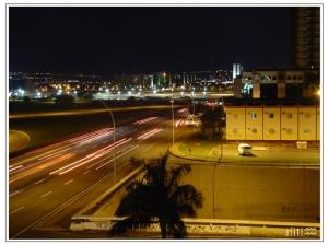 Paisagem Urbana/A primeira noite