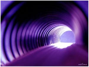 /A luz no fim do túnel!