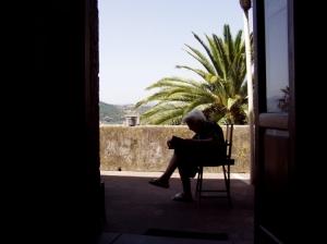Gentes e Locais/la zia sulla terrazza
