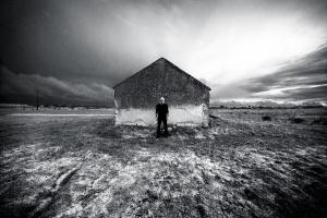 Retratos/Num dia de chuva