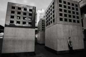 Paisagem Urbana/A espera