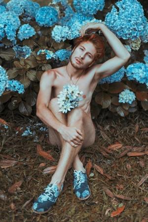 Retratos/Pure Blue
