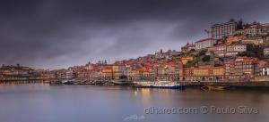 Paisagem Urbana/Before the rain, Porto 2018