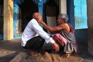 Gentes e Locais/O barbeiro