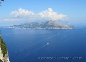 /Golfo de Nápoles visto de Capri (out. 17)