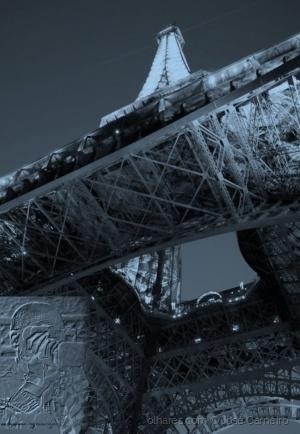 """Arte Digital/Photo #2333 """" Le clair de lune à Paris """" II"""