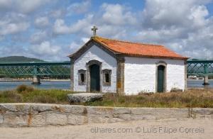 História/Capela de São Lourenço, Darque