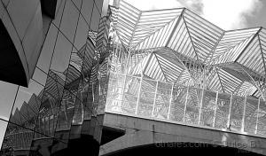 Paisagem Urbana/reflexos do oriente