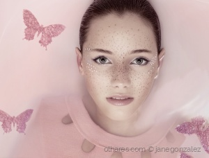 Retratos/Rose Butterfly