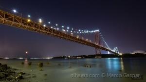 Paisagem Urbana/Ponte 25 Abril