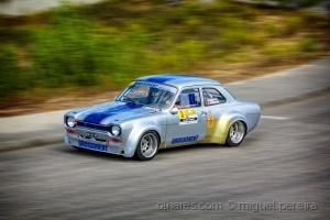 /Ford escort MKII