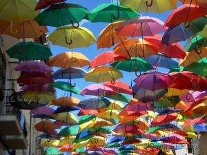 /Um festival de cores