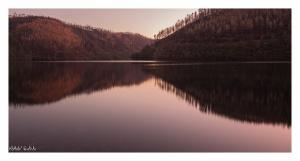 Paisagem Natural/Amanecer no rio Zézere  LPF