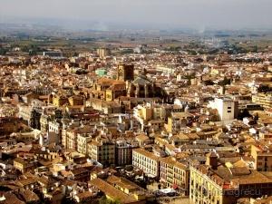 Paisagem Urbana/olhando para Granada