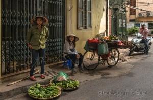 Gentes e Locais/Pelas ruas de Hanói...