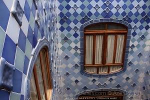"""Abstrato/""""Utopias"""" reais de Gaudi"""