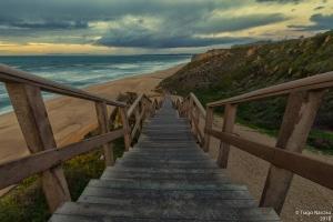 Paisagem Natural/Praia das Bicas