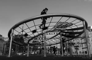 Paisagem Urbana/brincadeiras