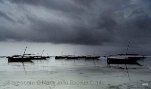 /Tempestade no mar...