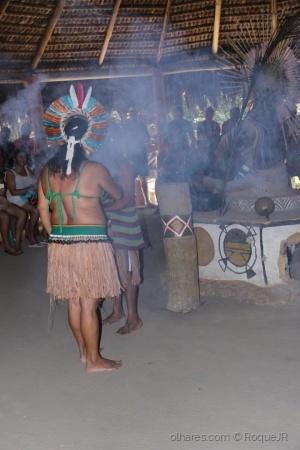 Gentes e Locais/Momento de espiritualidade indígena