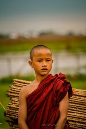 /Novice monk