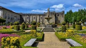 /Jardim de Santa Barbara, Braga