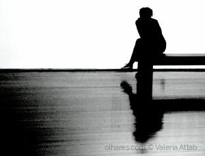 /A vida como uma tela em branco...