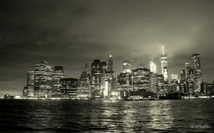"/""Manhattan by night"""