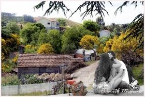 Arte Digital/Há romance no ar...