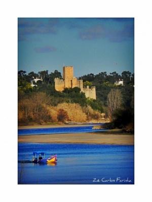 /O castelo e o rio!