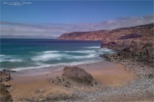 /Portugal Praia do Abano)