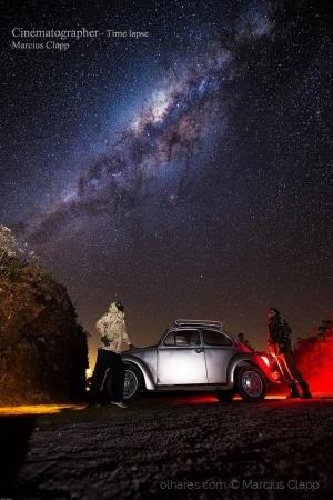 /Milky Way Film in Brazil.