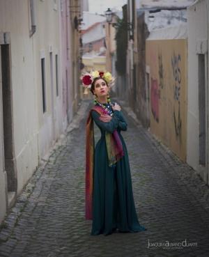 /Romantic Kahlo