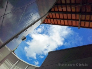 Paisagem Urbana/Geometria celestial