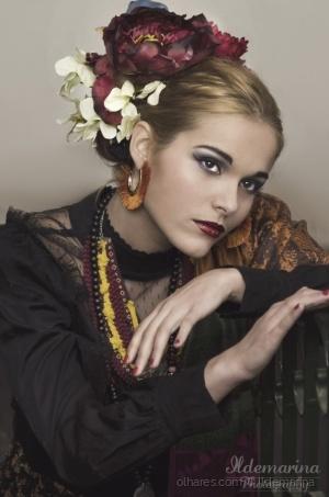 /Anos 20 - Inspiração Frida Kahlo