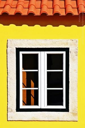 Abstrato/janela
