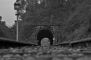 Gentes e Locais/Túnel Eirol II - Aveiro. 02/2018